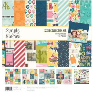Simple Stories - Going Places - Collection Pack